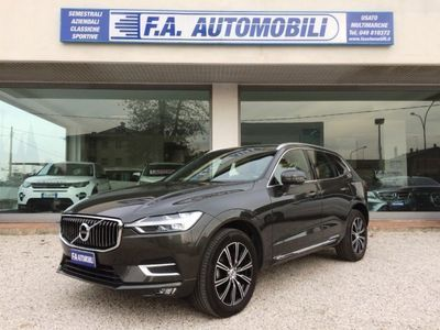 gebraucht Volvo XC60 D4 AWD Geartronic Inscription +PANORAMA