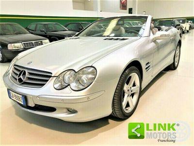 usata Mercedes SL500 cat usato