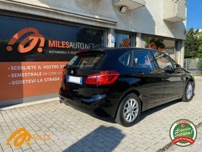 usata BMW 214 Active Tourer d KEYLESS GO NEO PATENTATI UNICO PR