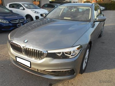 usata BMW 518 d Touring Business A/T KM0 APERTI