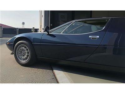 usata Maserati Merak SS