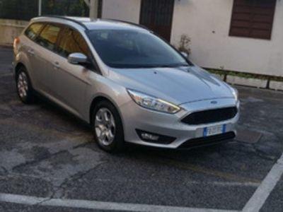 gebraucht Ford Focus 1.5 TDCi 120 CV SW EURO 6