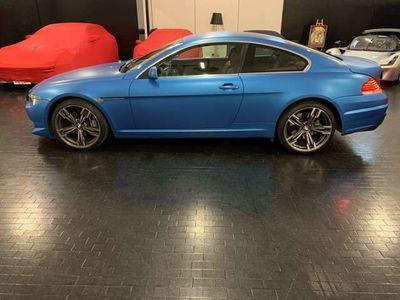 usata BMW 645 Serie 6 (E63/E64) all M6