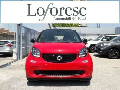 usata Smart ForTwo Coupé fortwo 90 0.9 Turbo twinamic Passion90 0.9 Turbo twinamic Passion