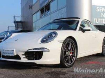 usata Porsche 911 Carrera S 3.8 Coupé SEDILI CLIMATIZZATI TETTUCCIO