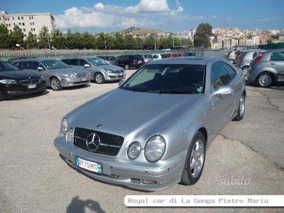 używany Mercedes CLK320 avantgarde