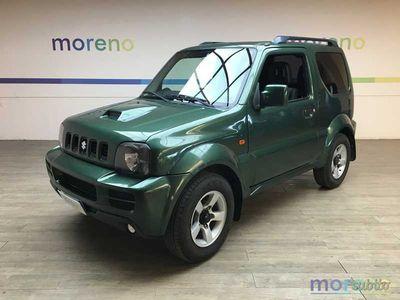 käytetty Suzuki Jimny 1.5 ddis JLX 4WD