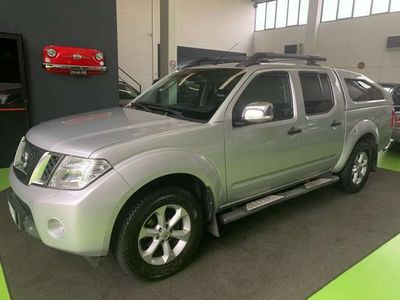 usata Nissan Navara 2.5dci 190cv hardtop 4wd 2011