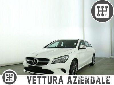 używany Mercedes CLA220 d S.W. Automatic*Urban*LED