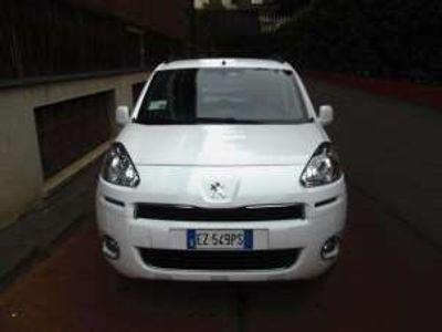 usata Peugeot Partner Tepee Partner1.6 HDi 92CV 4X4 Enndurance Dangel