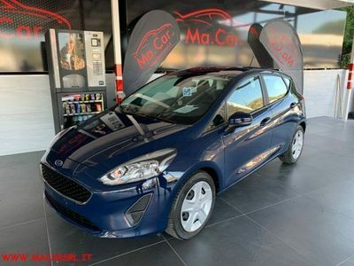 usata Ford Fiesta 1.5 tdci 5 porte plus diesel