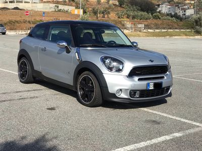 brugt Mini Paceman 2.0 sd 4all automatica