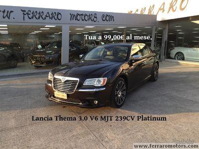 usado Lancia Thema 3.0 V6 MJT 239 Platinum