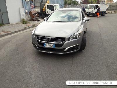 usata Peugeot 508 sw allur