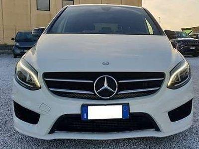 brugt Mercedes B200 d Aut. 4Matic Premium