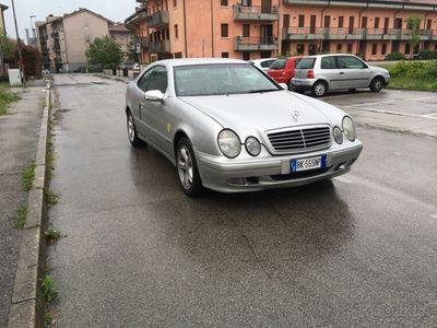 used Mercedes CLK200 CLK 200 Kompressor cat Elegance