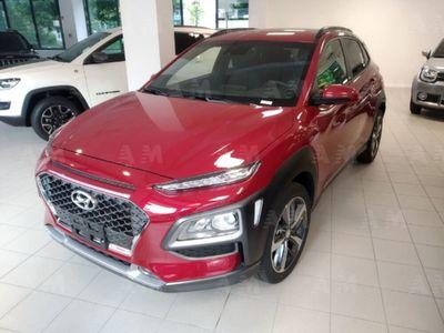usata Hyundai Kona 1.6 T-GDI 4WD DCT Xpossible nuovo