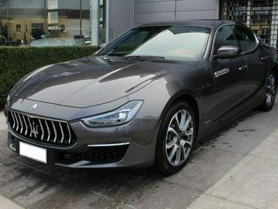 usata Maserati Ghibli 3.0 Diesel 275 CV Granlusso MY2019 *UFFICIALE ITA*