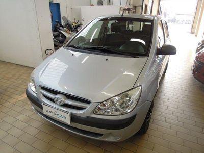 begagnad Hyundai Getz 1.1 12V (66CV) 5p. Spec. Pack. Style rif. 11166534