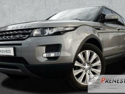 gebraucht Land Rover Range Rover evoque 2.2 Sd4 5p. aut. pelle fari xenon garantita rif. 11484181