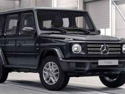 usata Mercedes G500 S.W. STRONGER THAN TIME EDITION DEL 2019