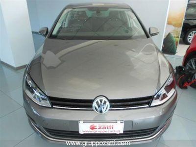 usata VW Golf Business 1.6 TDI 5p. 4MOTION Highline BlueMotion T