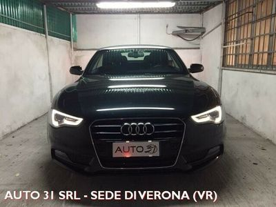 usata Audi A5 Cabriolet 2.0 TDI 163 CV multitronic S-LINE S LINE