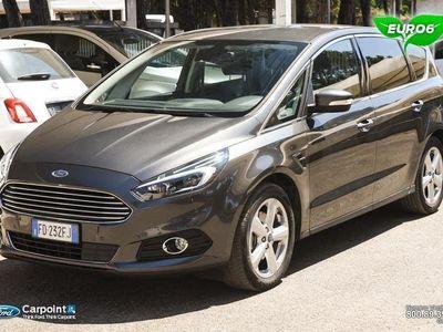 usata Ford S-MAX 2.0 tdci Titanium s&s 150cv powershift