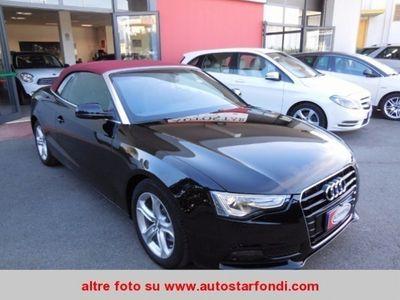 usata Audi A5 Cabriolet 2.0 TDI 177 CV multitronic Ambiente