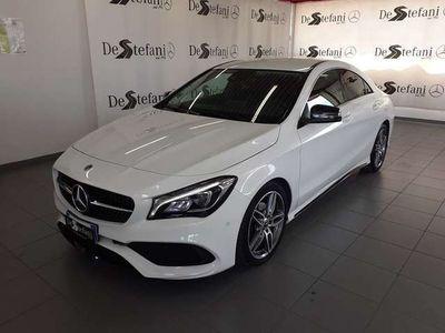 usata Mercedes CLA200 CLA Classe - C117 Dieseld (cdi) Premium 4matic auto
