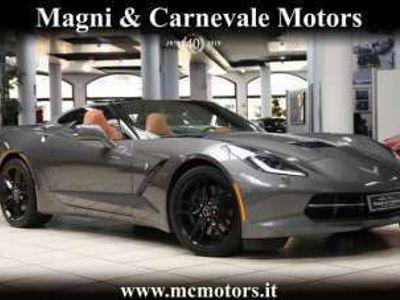 usata Chevrolet Corvette Stingray CorvetteCABRIO|BOSE|HEAD-UP DISPLAY|TELECAMERA Benzina