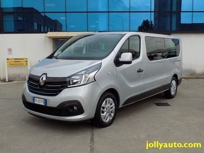 used Renault Trafic T29 1.6 dCi 125CV S&S Intens L2 PASSO LUNGO 9P