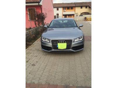 usata Audi A7 S line 3.0 TDI 245 CV quattro S tronic