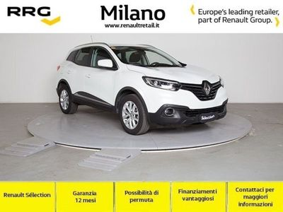 second-hand Renault Kadjar 1.5 dCi 110CV EDC Energy Intens