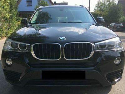 usata BMW X3 xDrive20d