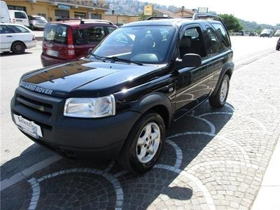 usata Land Rover Freelander 1.8 Cat 3p. Gpl Softback Full Optional Garantita Usato