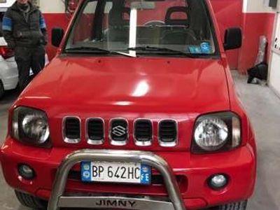 usata Suzuki Jimny 1.3i gpl e gancio traino