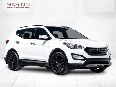 brugt Hyundai Santa Fe Santa Fe 3ªs. 12-182.2 CRDi 4WD A/T Style Station Wagon/SUV [USATO]