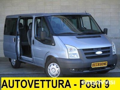 brugt Ford Transit Tourneo posti 9 diesel