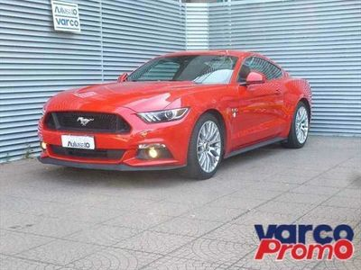 usata Ford Mustang GT Fastback coupe 5.0 tivct v8 421cv auto