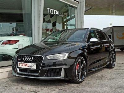 usata Audi RS3 SPB 2.5 TFSI quattro S tronic CONTO VE