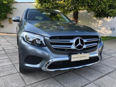 usata Mercedes GLC250 d 4Matic Sport