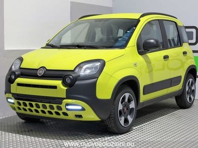 usata Fiat Panda Cross 1.0 FireFly S&S Hybrid City