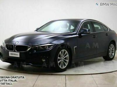 usata BMW 420 Serie 4 Gran Coupé d Advantage del 2017 usata a Milano