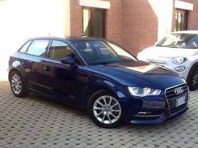 usata Audi A3 SPB 1.6 TDI Business NAVI/CLIMA BIZONA km 115000