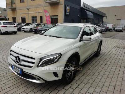 usata Mercedes GLA200 d Enduro Activity 4matic auto