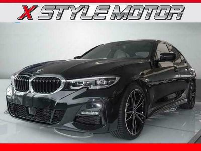 usata BMW 320 Msport-nav pro-tetto apribile-quadro digital-pelle