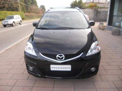 gebraucht Mazda 5 1,8 MZR 1,8i 115 CV Smart Space 7 Posti
