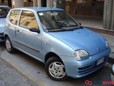 usata Fiat Seicento 1.1i cat clima benzina