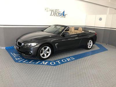 usata BMW 425 Serie 4 Cabrio(F33) Cabrio Autom. Adv. 1prop. ful